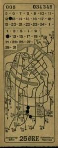 Billet 1932